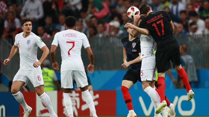 В Хорватии бурно отпраздновали выход сборной в финал
