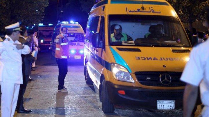 Десять человек погибли в результате ДТП с участием автобуса в Египте
