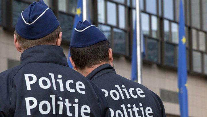 В Брюсселе неизвестные открыли огонь рядом с вокзалом