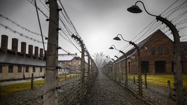 В штаб-квартире ЮНЕСКО открылась выставка о Холокосте
