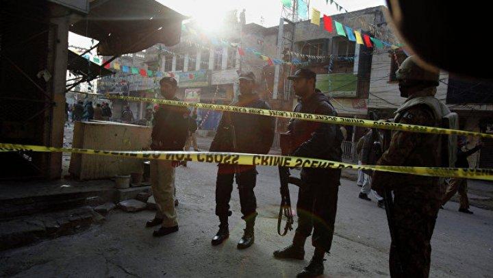 Возле избирательного участка в Пакистане прогремел взрыв