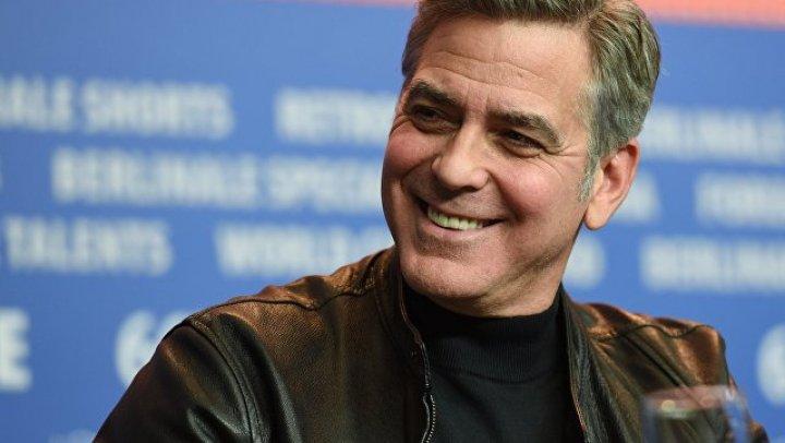 Появились подробности о состоянии врезавшегося в Mercedes Клуни