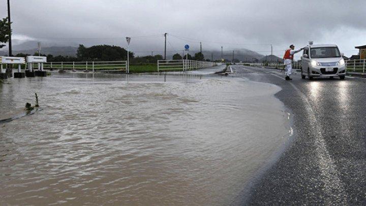 Наводнение в Японии привело к гибели 204 человек