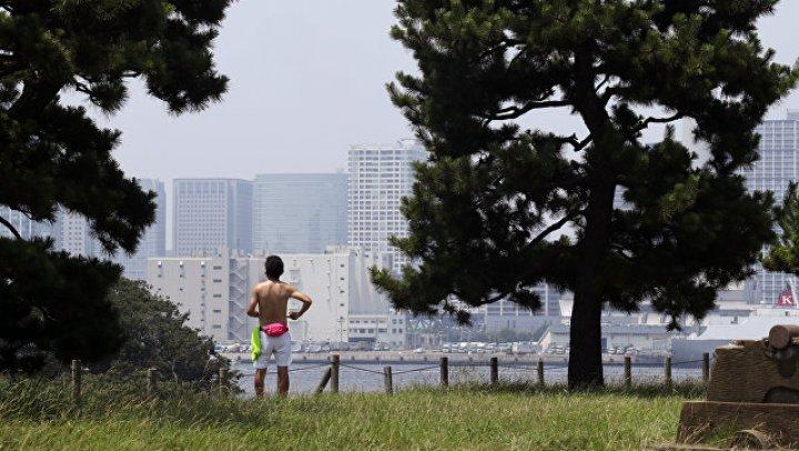 В Японии из-за жары госпитализировали более тысячи человек
