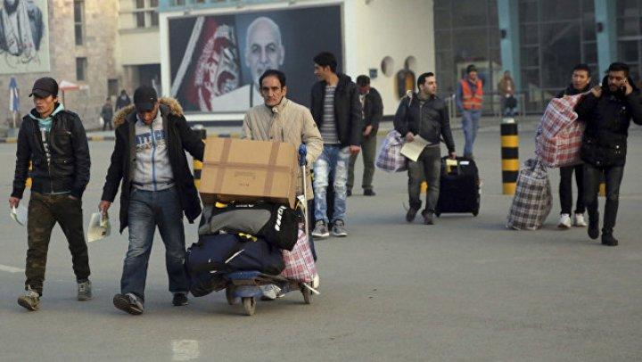 У аэропорта Кабула произошел взрыв