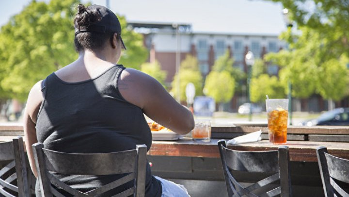 Ожирение признали веской причиной психических отклонений