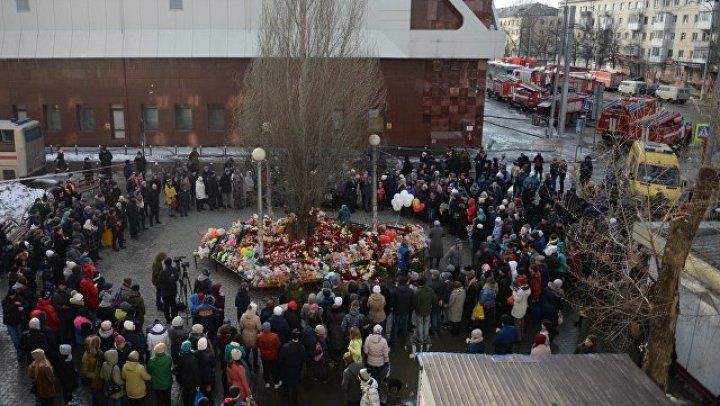 Следствие в отношении обвиняемых в пожаре в Кемерово завершается