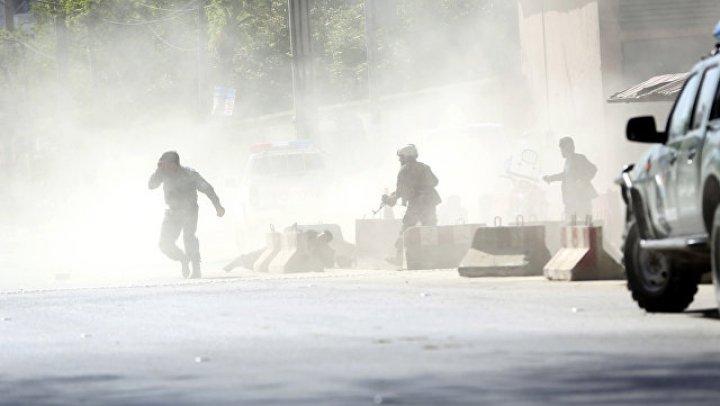 В Афганистане подорвался смертник, пятнадцать человек погибли