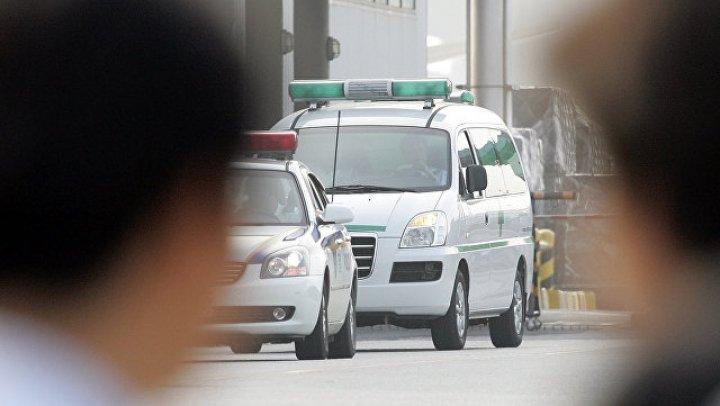 В Южной Корее автомобиль врезался в здание детсада: пострадали 19 детей