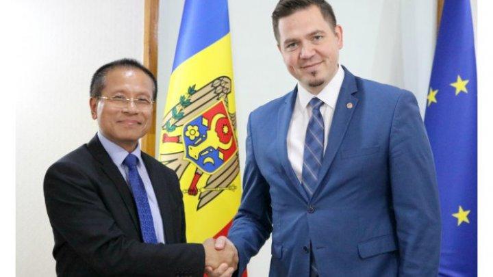 Молдова и Индия заинтересованы в углублении двустороннего сотрудничества