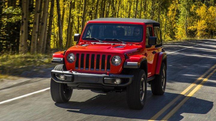 Культовый Jeep Wrangler приедет в Европу с маленьким дизелем
