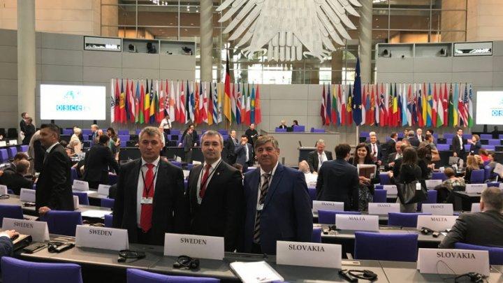 ПА ОБСЕ подтвердила необходимость вывода иностранных войск с территории Молдовы