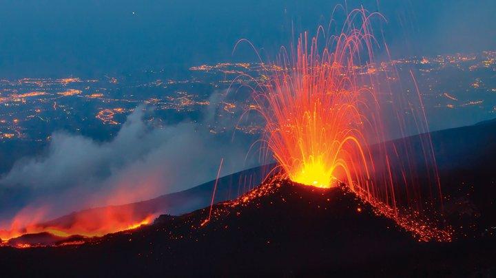 Благодаря вулкану на Гавайях США стали ещё больше