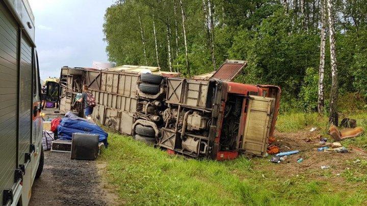 В больницах остаются 14 пострадавших в ДТП с автобусом в Подмосковье