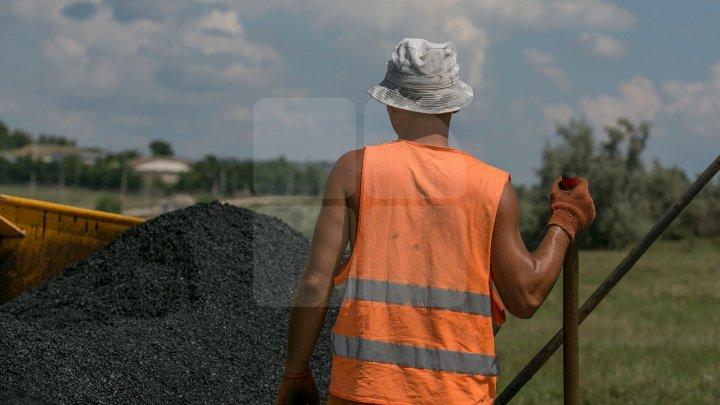 В Шолданештском районе отремонтируют 52 километра дорог