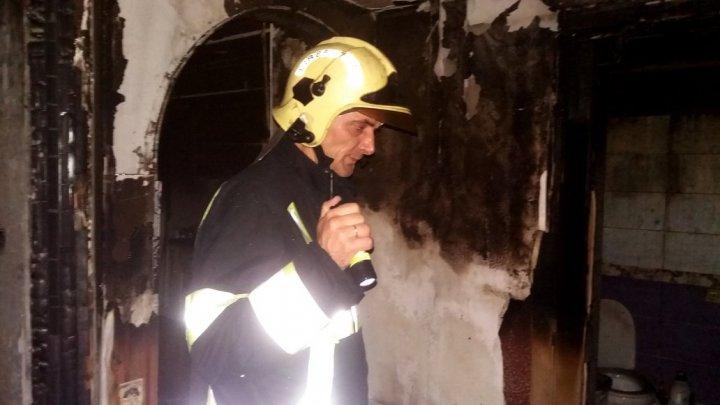 Появились подробности пожара на Чеканах