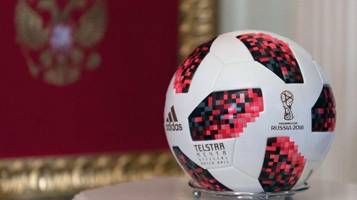 Россия передала Катару эстафету чемпионата мира по футболу