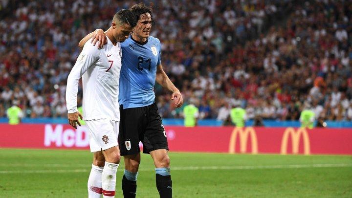 Сборная Франции обыграла Уругвай и вышла в 1/2 финала ЧМ-2018