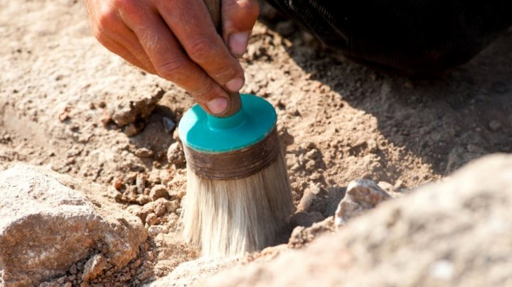 В Египте на стройплощадке нашли древний саркофаг