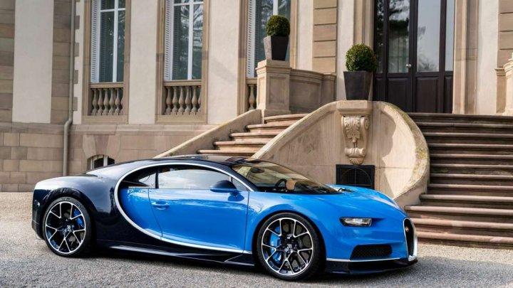 Bugatti выпустит гиперкар за 5 миллионов евро