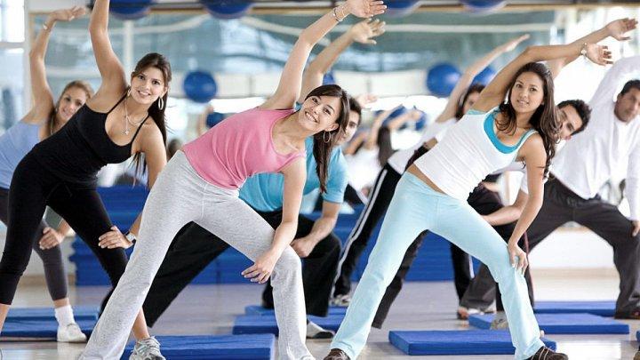 Аэробные упражнения полезны для сердца и легких