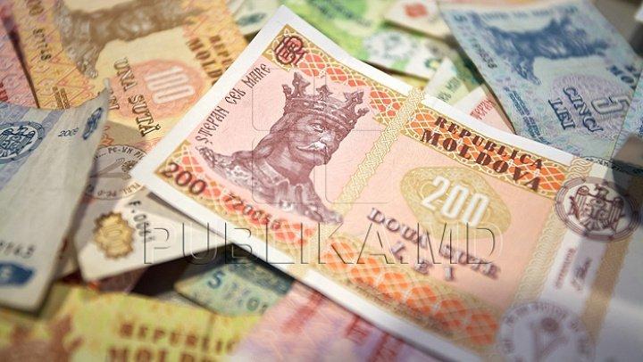 Молдавский лей вновь укрепляет свои позиции по отношению к основным валютам