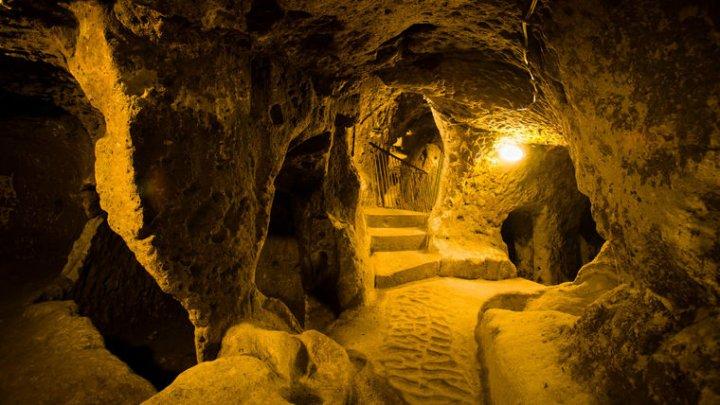 В Турции откроют подземные города для туристов
