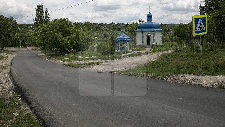 Ремонт дорог в Рышканском районе обойдется в 47 миллионов леев: фоторепортаж