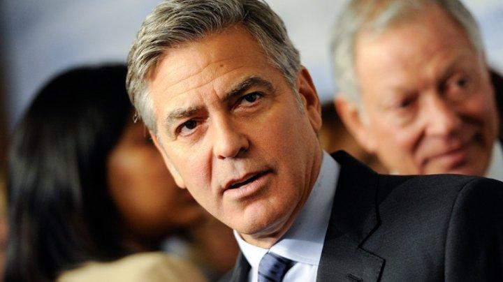 Джордж Клуни попал в автокатастрофу в Италии