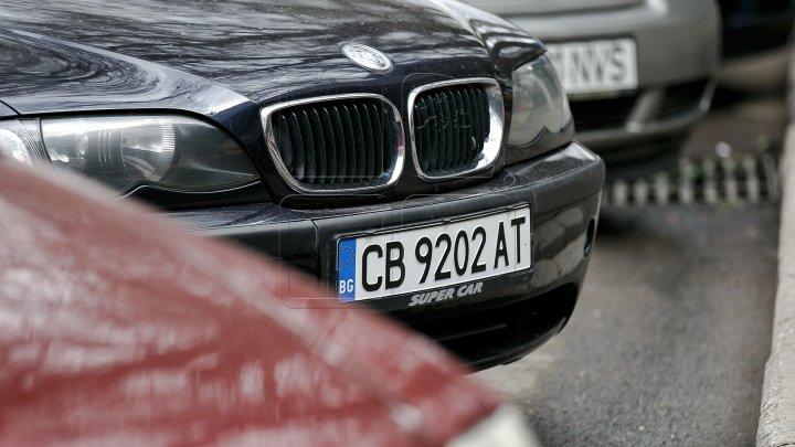 Водители незарегистрированного в Молдове автотранспорта будут оплачивать виньетку при въезде в страну