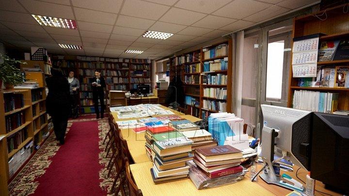 Молдавские библиотекари участвуют в программе профессиональной подготовки в Румынии