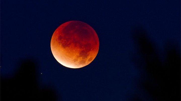 Самое длинное лунное затмение в истории 21 века произойдёт в конце июля