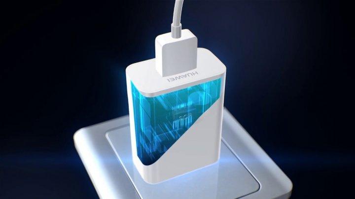 Huawei SuperCharge назвали самой быстрой технологией зарядки