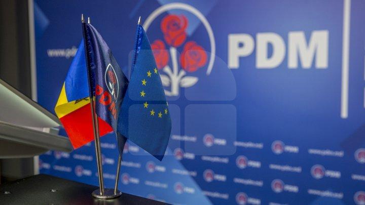ДПМ о борьбе политических партий Молдовы в Европарламенте: некоторые лидеры прибегают к мерам, направленным против молдаван