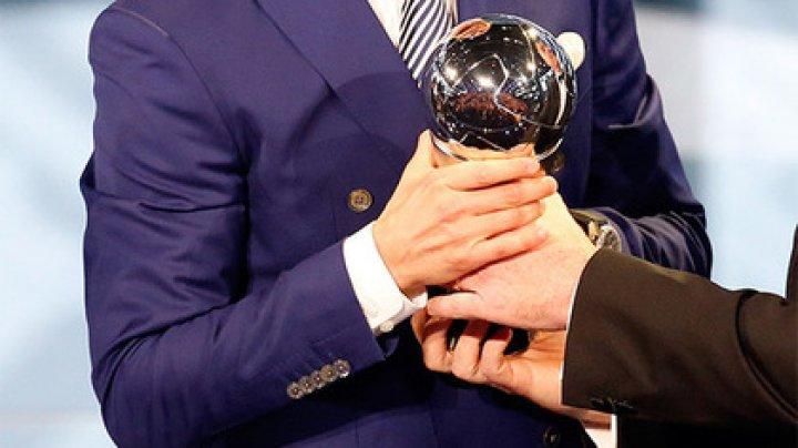 ФИФА назвала лучших футболистов года