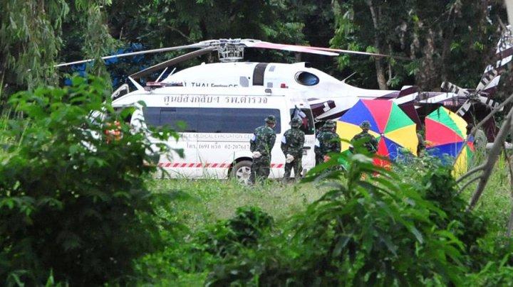 Родственники застрявших в тайской пещере детей раскрыли секрет их выживания