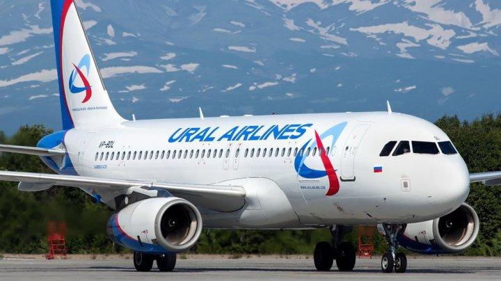 На Урале пассажира сдали полиции из-за пьянки на борту самолета