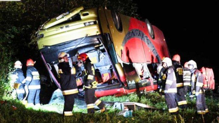 ДТП с автобусом в Польше: полиция подтвердила гибель украинцев