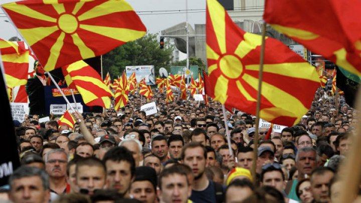 В Македонии объявили бойкот референдуму о переименовании страны