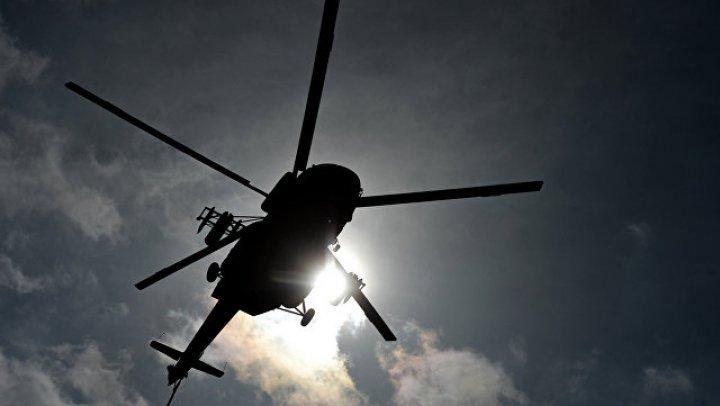 В Бурятии пропал вертолёт с ребёнком на борту