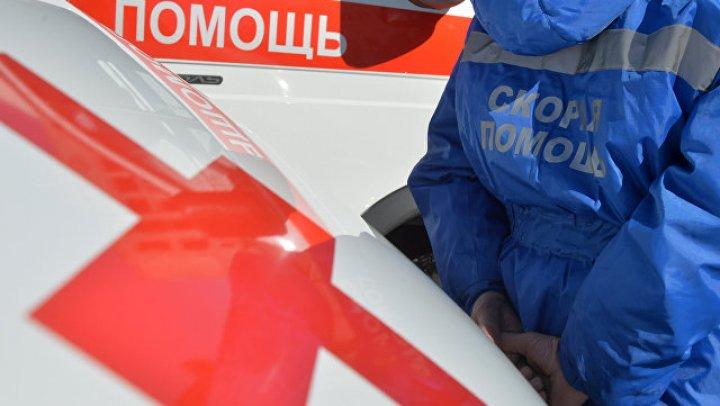 Шесть детей пострадали в аварии с микроавтобусом в Подмосковье