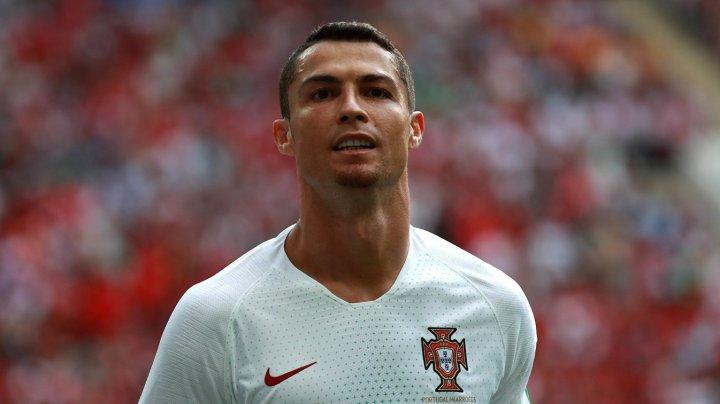 """Роналду признался, что мечтал играть в """"Ювентусе"""" с детства"""