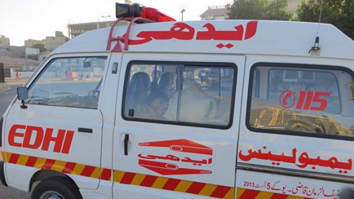 В результате ДТП с автобусом в Пакистане погибли 20 человек