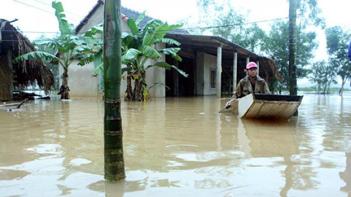 Во Вьетнаме жертвами наводнения стали восемь человек
