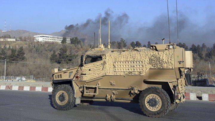 В Афганистане в результате нападения талибов погибли более 100 человек