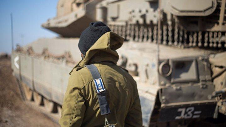 Израиль закрыл единственный КПП на границе с сектором Газа