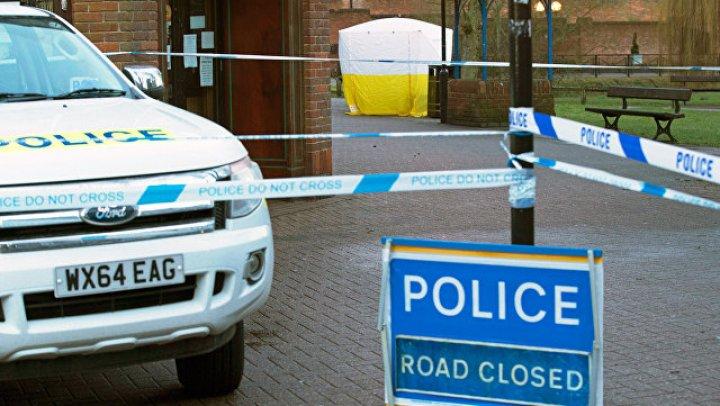 На заводе в британском Солсбери произошел взрыв