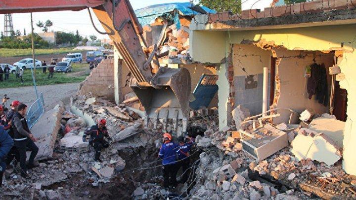 В Китае число пострадавших от землетрясений возросло до 24 человек
