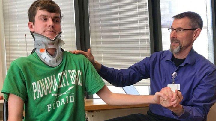 Американец выжил после того, как ему оторвало голову в ДТП