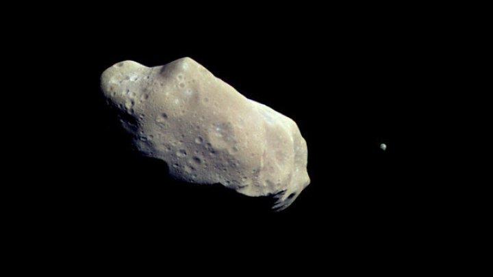 В NASA сообщили об опасном сближении астероида с Землёй